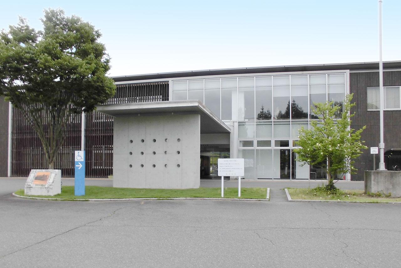 東広島市立福富図書館外観写真
